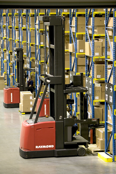 Pallet racking choosing the best style for your warehouse Warehouse racking layout software free