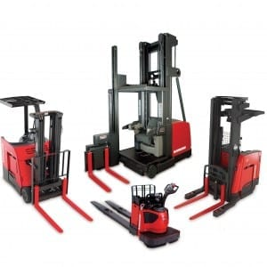 New electric lift trucks forklifts abel womack Motorized forklift