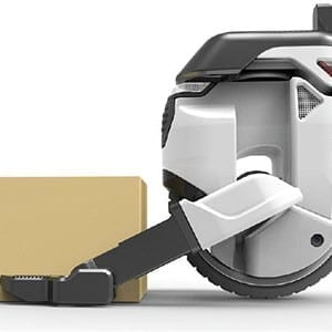"""""""Unicycle"""" drones could deliver urban parcels"""