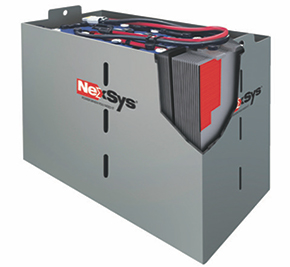 EnerSys adds models to line of lift truck batteries