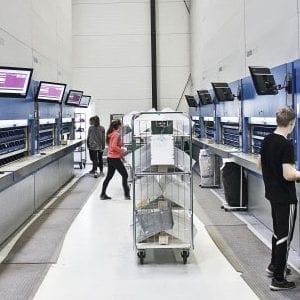 Vertical carousel revitalizes healthcare retailer's fulfillment operation