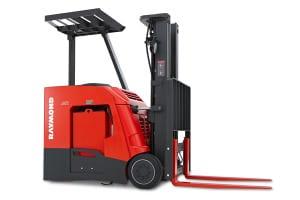 Counterbalanced-lift-truck