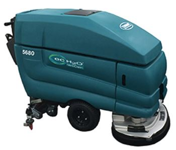 Used 5680 walk-behind-scrubber