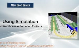 Using Simulation on Warehouse Automation Projects