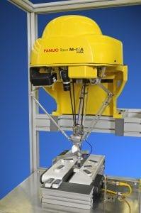 FANUC M-1iA Robot
