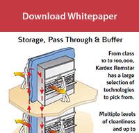 KardexRemstar Cleanroom Whitepaper