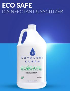 Covalent Clean disinfectant