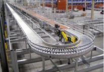 Elevated conveyor