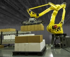 Fanuc robotic automation