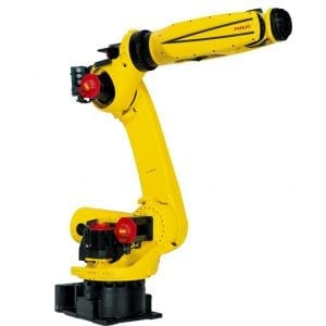 Fanuc introduces hollow arm variance for popular industrial robot