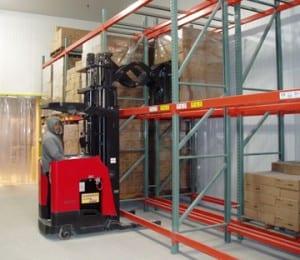 Freezer Design Increases Storage Capacity