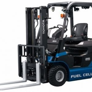 Hydrogen fuel cell forklifts: An alternative energy solution