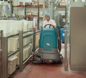 ec-H20 floor cleaning technology