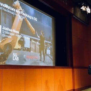 5G is coming, so robotics innovators should get ready, say Verizon, Qualcomm at Robotics Summit