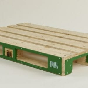 James Jones unveils innovation set to dramatically improve lifespan of wooden pallets