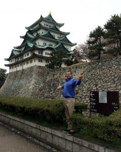 John Croce in Japan