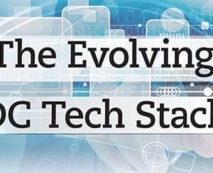 The Evolving Distribution Center Technology Stack