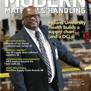 July 2019 Modern Material Handling Magazine Issue
