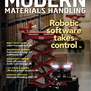 Modern Materials Handling March 2020 Issue