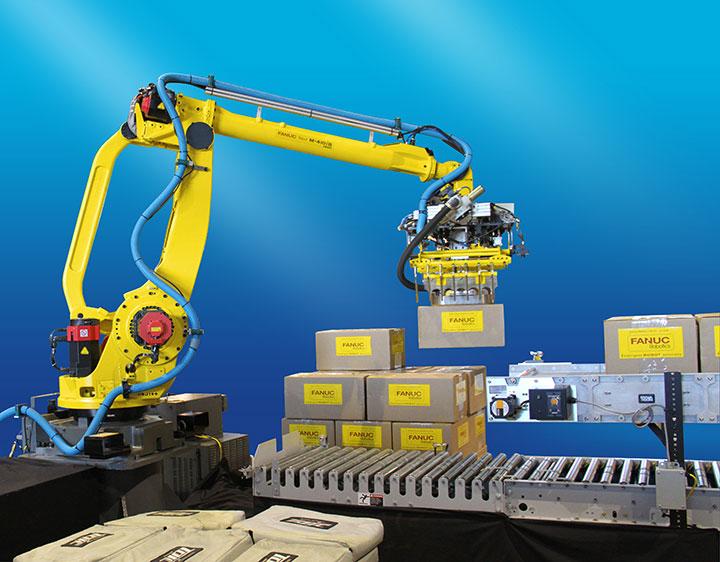 FANUC-Robot-M-410iB