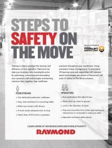 National Forklift Safety Day poster