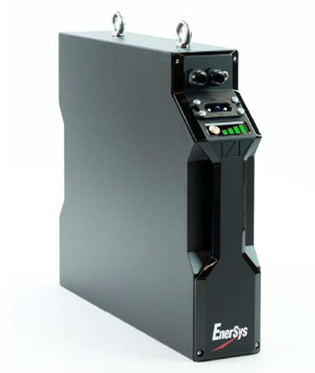 NexSys-iON forklift battery technology