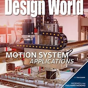 November 2019 Special Edition: Motion System Applications