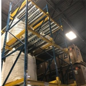Pallet Flow Rack can be a warehouse manager's best friend