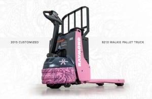 Customized 8210 Walkie Pallet Truck