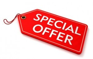 Special forklift offers