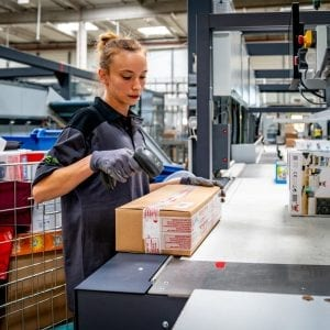 Logistics Manager Analysis: Sustainable materials handling and intralogistics