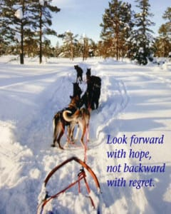 Look forward quote