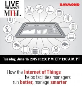Raymond IoT Webinar 6-16-15