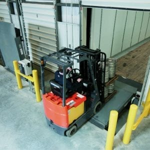 Automate the loading dock to keep aging employees on the job and safe
