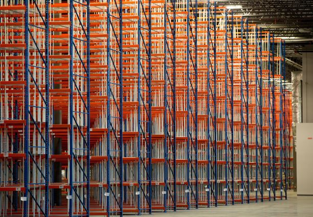 Roll-formed-pallet-racking