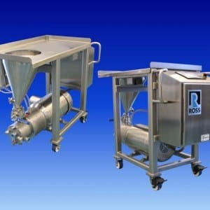 Portable Powder Injection Mixer