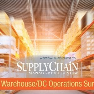2019 Warehouse/DC Operations Survey: Tight labor and space pressures drive technology surge