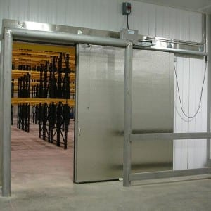 Are Your Doors Wasting Your Food Plant's Energy?