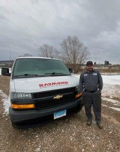 Field service technician