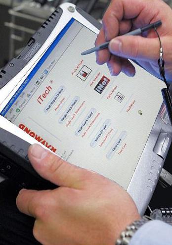 iTech Wireless Work Orders