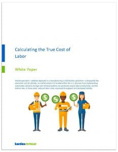 Calculating the True Cost of Labor