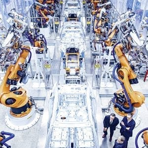 Special report: Robotics and automation in automotive manufacturing and supply chains