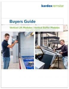 A Buyers Guide to Vertical Lift Modules & Vertical Buffer Modules