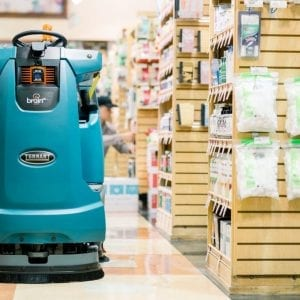 Sam's Club will deploy autonomous floor-scrubbing robots in all of its US locations