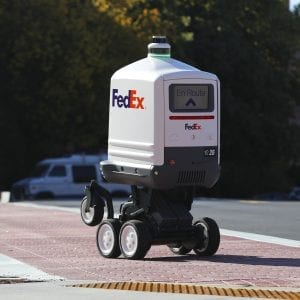 FedEx taps latest tech to handle e-com surge