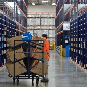 Increasing Warehouse Automation With Software and Solutions