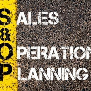What is S&OP? By Accenture Strategy Guest Blogger