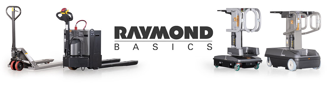 Four Raymond products