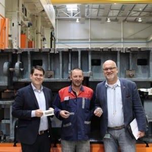 Optimized warehouse management thanks to RFID technology