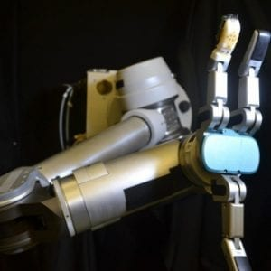 Report: New shear-force detecting skin could improve robot sensitivity
